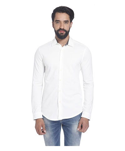 Devil Mens Casual Shirt DMCS-07