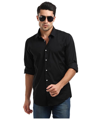 Devil Mens Casual Shirt DMCS-10
