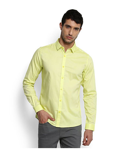 Devil Mens Casual Shirt DMCS-12