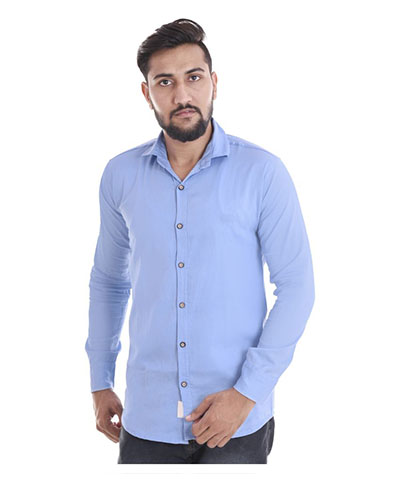 Devil Mens Casual Shirt DMCS-13