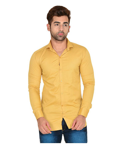 Devil Mens Casual Shirt DMCS-14