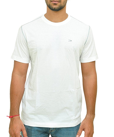 Duke Mens T-Shirt White Color 4848