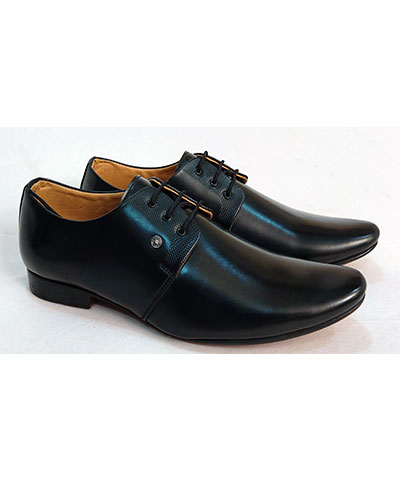 FAS10 Men Formal Shoes Aldo Black
