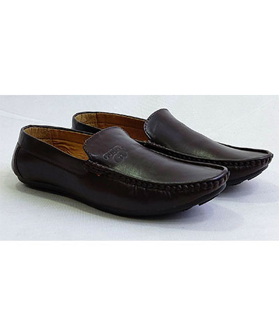 FAS10 Men Loafer Shoes RS1 Black