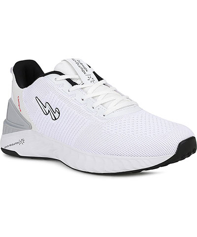 Campus Sports Shoes Chicago White Black
