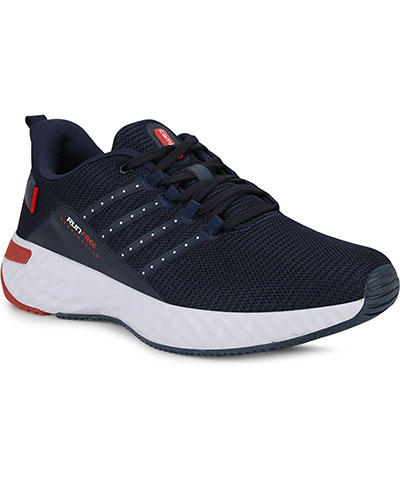 Campus Sports Shoes Oslo Pro Navy Red