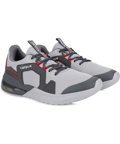 Campus Sports Shoes Patrik Pro Grey Dgrey