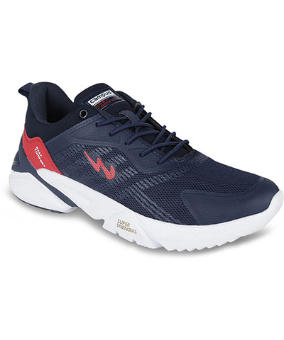 Campus Sports Shoes Prestige Blue Red
