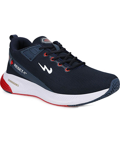 Campus Sports Shoes Refresh Pro Blue Red