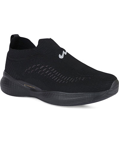 Campus Sports Shoes Vistara Pro Black Grey