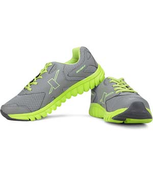 Sparx sx0185g Running Shoes-GREY-GREEN