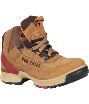 Red Chief RC3051 Boots-RUST