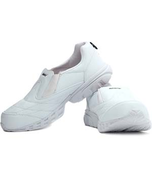 Sparx sx080bg Walking Shoes-WHITE