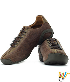 Woodland Outdoor Shoes Brown 580108