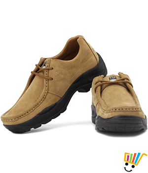 Woodland Outdoor Shoes Camel - G4035W13