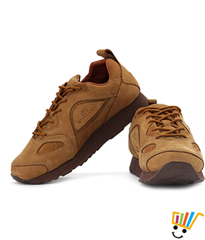 Woodland Outdoor Shoes Camel 777