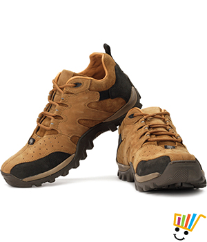 Woodland Outdoor Shoes Camel 232106