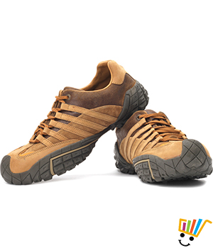 Woodland Outdoor Shoes Camel WDL0082