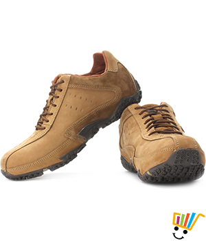Woodland Outdoor Shoes Camel 572108