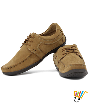 Woodland Corporate Casuals Camel WDL0064