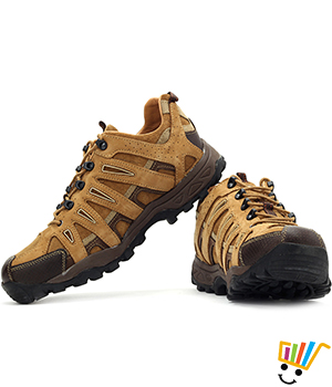Woodland Outdoor Shoes Camel 712109
