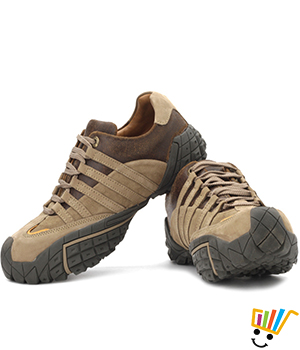 Woodland Outdoor Shoes Khaki WDL0081