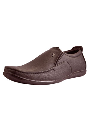 Massico Italiano Brown Formal Shoes For Men