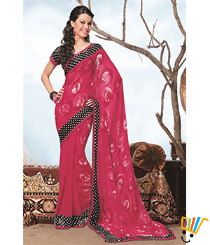 Subhash Sarees Temptation SKU-6711-B