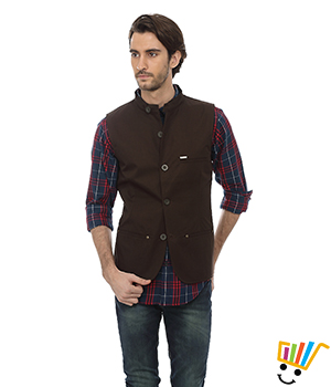Basics Casual 100% Cotton Jacket 14BJK30434