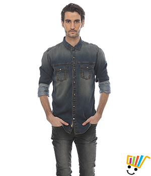 Basics Casual 100% Tencel Shirts 14BSH30417