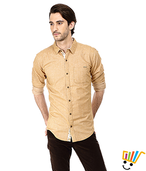 Basics Casual 100% Cotton Shirts 14BSH30661