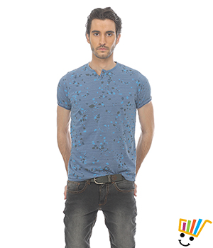 Basics Casual 100% Cotton T.Shirts 14BTS31005
