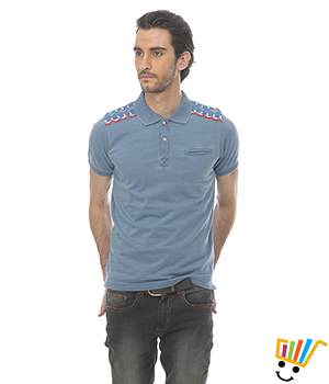 Basics Casual 100% Cotton T.Shirts 14BTS31007