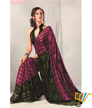 Subhash Saree flavours of fabrics SKU-6105-A