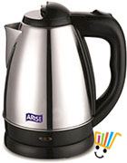 Arise Electric Kettle (H-3/1.5L) S.Steel Free Warranty