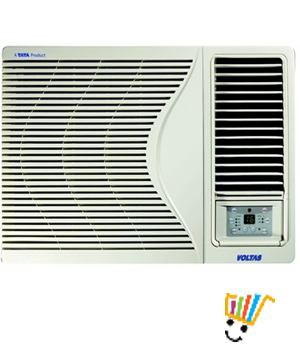 Voltas 1 Ton - Platinum 3S Window AC