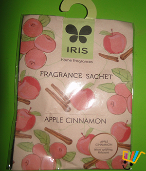 Iris Fragrance Sachet Pack Of 6