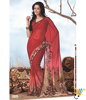 Subhash Sarees Temptation SKU-6706
