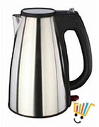 Arise Electric Kettle (H-32/1.5L)  S.Steel Free Warranty