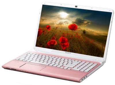 Sony VAIO E15126CN Laptop (3rd Gen Ci3/ 4GB/ 500GB/ Win8/ 1GB Graph) (Pink)