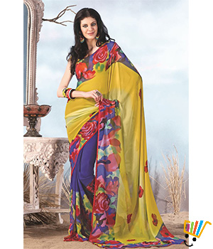 Subhash Sarees Temptation SKU-6705
