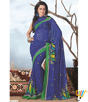 Subhash Sarees Temptation SKU-6712-A