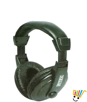 Intex Mega Wired Headset (Black)