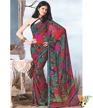 Subhash Sarees Temptation SKU-6707