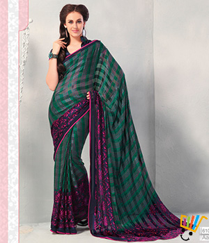 Subhash Saree flavours of fabrics SKU-6105-B