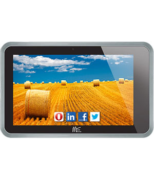 HCL ME Connect 3G 2.0 Tablet (Silver, 4 GB, 3G, Wi-Fi, 2G, Dual Sim)