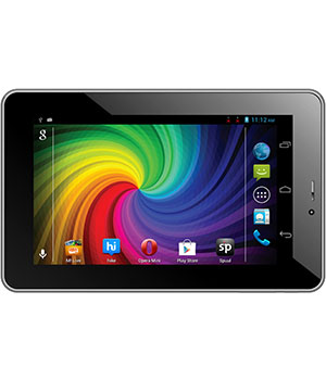 Micromax Canvas Tab P650E Tablet (Silver, 1.9 GB (Mass Memory), 492 MB (Apps), Wi-Fi)