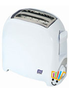 Arise Pop up Toaster YT-6001(2 Slice/Cool Touch) Free Warranty