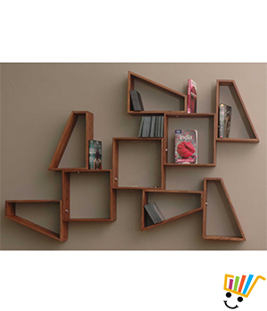 Jeyo Wall Display Set Of 3 - BT0786X