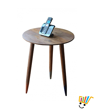 Jeyo Round Table Pencil Legs - BT1031N